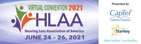 HLAA Virtual Convention 2021
