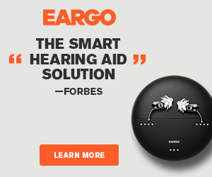 EARGO Ad - The Smart Hearing Aid Solution - Forbes, learn more