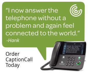CaptionCall Ad -
