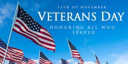 Veterans Day US Flag