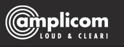 Amplicom logo