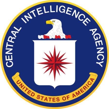 Official seal of the Central Intelligence Agency
