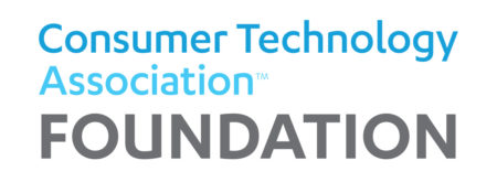 Consumer Technology Association Foundation logo
