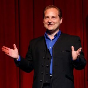 David Garrity, Illusionist