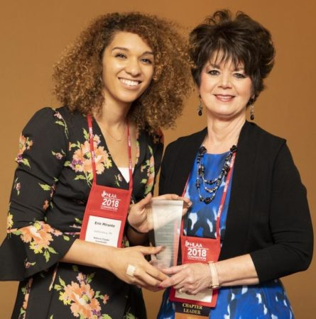 Erin Mirante Deborah Schaaf Chapter Award