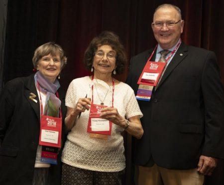 Lise Hamlin Diane Thompson Don Doherty Marcia Dugan Award