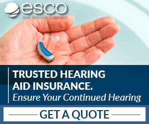 ESCO - Trusted Hearing Aid Insurance. Ensure your continued hearing. Get a quote.
