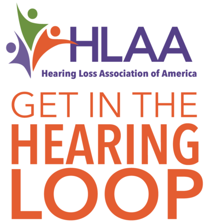 Get in the Hearing Loop logo