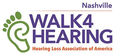 Nashville Walk4Hearing @ Virtual Event