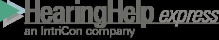 Hearing Help Express logo as of April 2019