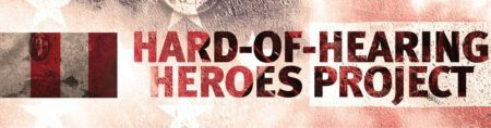 Hard-of-Hearing Heroes Project logo