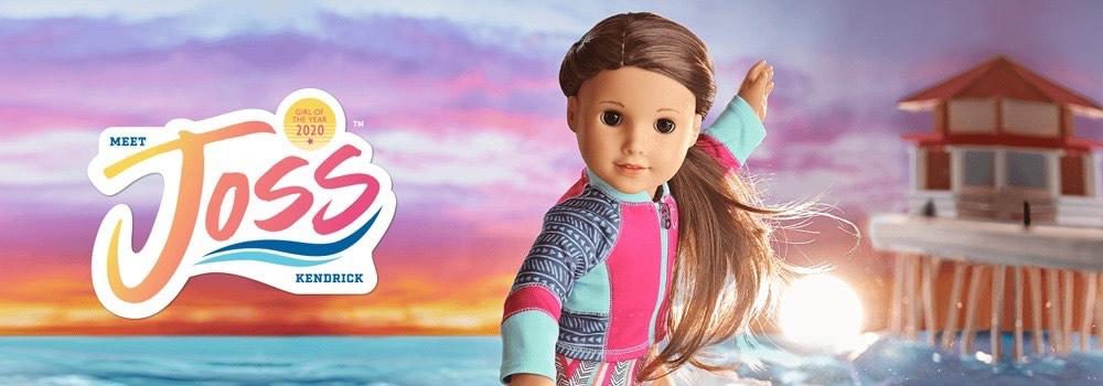 American Girl Doll Josh Kendrick