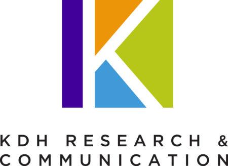 KDH Research & Communication logo