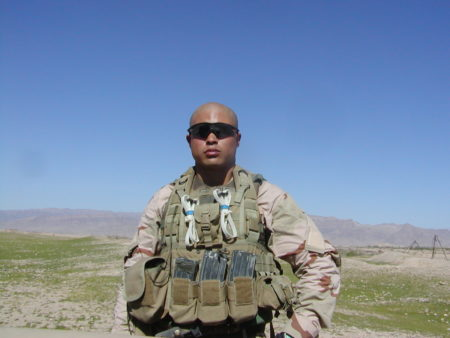 Photo of Sgt. 1st Class David Schible