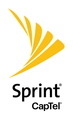 Sprint CapTel logo