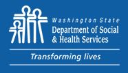 Washinton State Department of Social & Health Services Logo