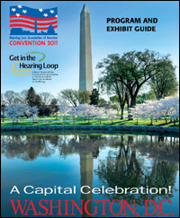HLSS2011 Convention program book cover