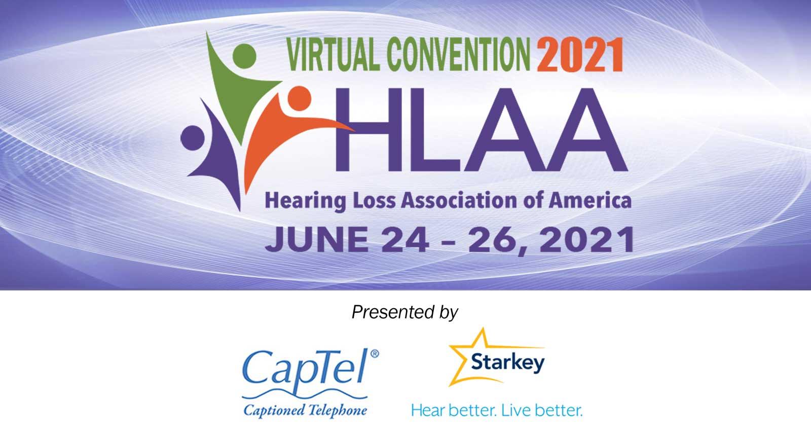 Virtual Convention 2021 HLAA