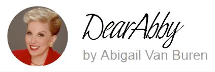 Dear Abby Header with hear portrait