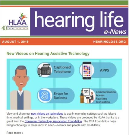Hearing Life e-News im<img src=