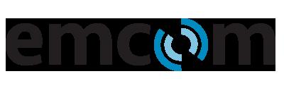 Emcom logo