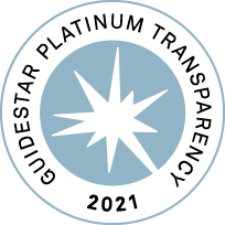 Guidestar platinum 2021 seal for HLAA