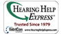 Hearing Help Express and IntriCon logos