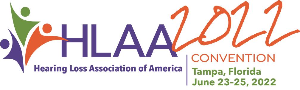 HLAA 2022 Convention