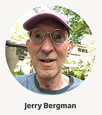 Jerry Bergman Focus of People Finalist
