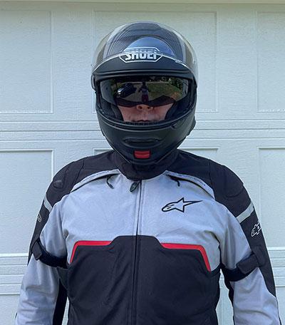 Kevin Franck motorcycle