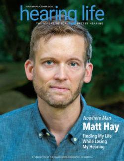 Matt Hay Cover Hearing Life