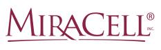 MiraCell logo