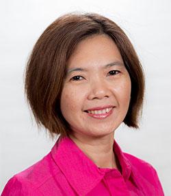 Rini Indrawati Executive of Finance and Operations