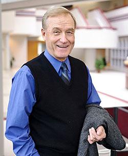 Robert Engelke President of CapTel