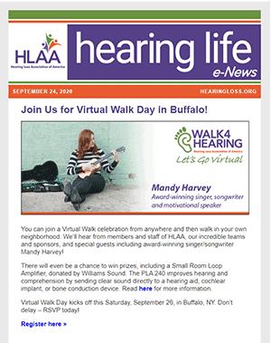 Hearing Life e-News
